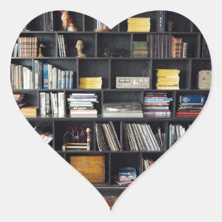 O antro adesivo coração