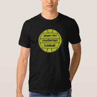 O antro de Gegen modernen Fußball Camisetas