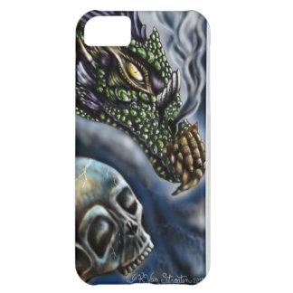 O antro do dragão - cobrir do iPhone 5