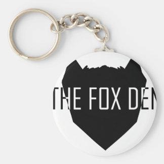 """""""O antro do Fox """" Chaveiro"""