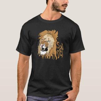 O antro do leão t-shirt