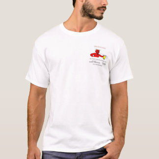 O antro T do diabo original Camisetas