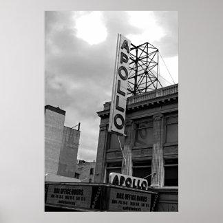 O Apollo Poster