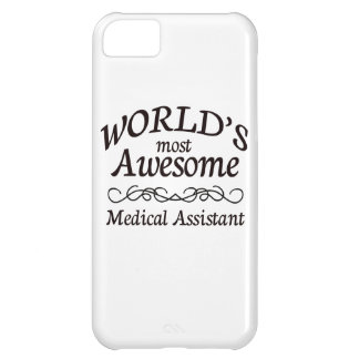 O assistente médico o mais impressionante do mundo capa para iPhone 5C
