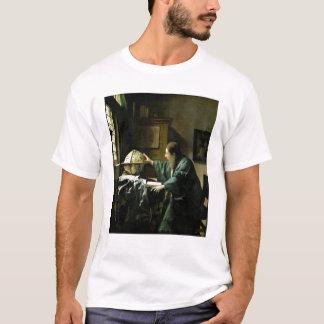O astrónomo, 1668 camiseta