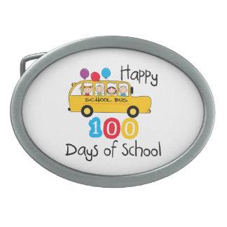 O auto escolar comemora 100 dias