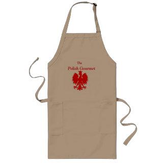 O avental polonês oficial do gourmet