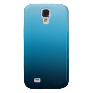 O azul desvanece-se capas de telefone capas samsung galaxy s4
