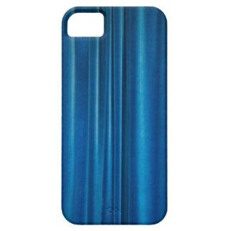 O azul drapeja a caixa do iphone 5 capa iPhone 5