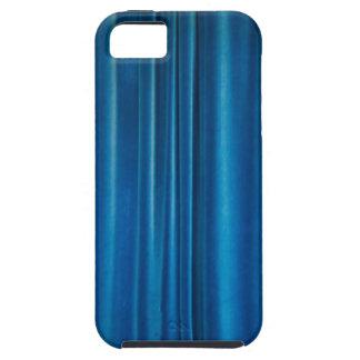 O azul drapeja a caixa do iphone 5 iPhone 5 capa
