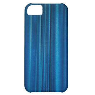 O azul drapeja a caixa do iphone 5