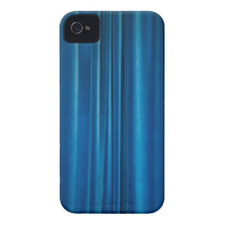 O azul drapeja iPhone 4 capas