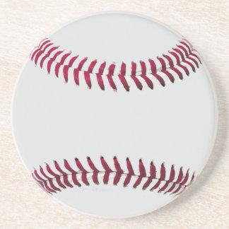 O basebol ostenta a porta copos