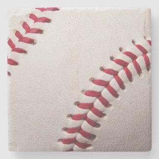 O basebol ostenta basebol personalizados modelo porta copos de pedras