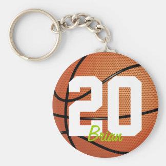 O basquetebol ostenta o chaveiro