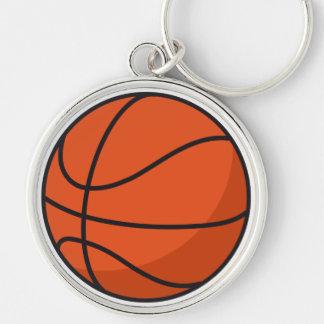 O basquetebol ostenta o presente do chaveiro