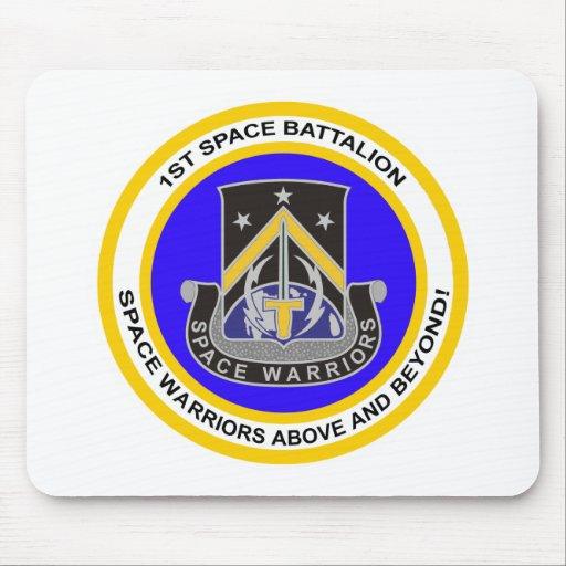 ø Batalhão do espaço Mouse Pads