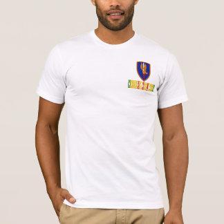 ø Bde da aviação. Camisa do chefe de grupo de