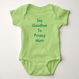 O bebê de Meme cresce T-shirts