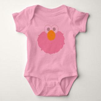 O bebê Elmo enfrenta Tshirt