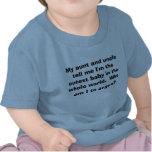 O bebê o mais bonito: Quem são mim a discutir? Tshirt