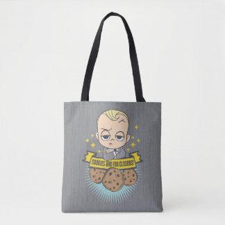 O bebê & os biscoitos do bebê | do chefe são para bolsas tote