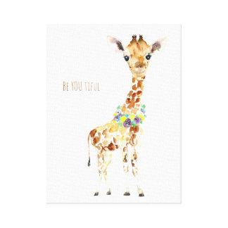 O bebê que o girafa é seja VOCÊ ful do ti!