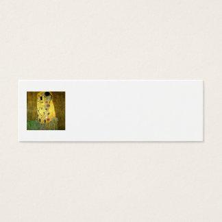 O beijo Gustavo Klimt que Wedding o cartão do