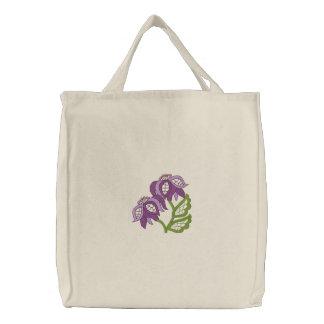 O bolsa a céu aberto floral