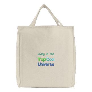 O bolsa/bolsa de praia de TropiCoolUniverse Bolsa De Lona