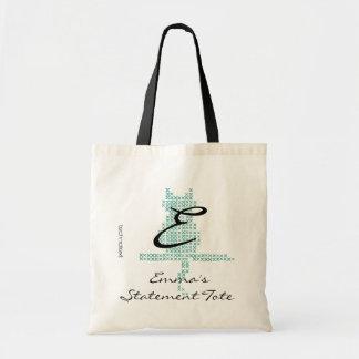 O bolsa bonito da indicação do gato da hortelã de