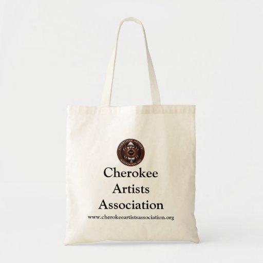 O bolsa Cherokee da associação dos artistas