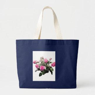 O bolsa cor-de-rosa do saco de Kzaiz