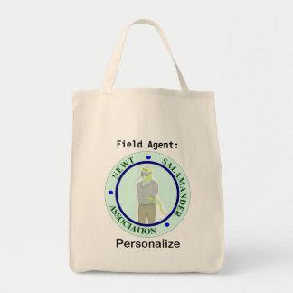 O bolsa da associação da salamandra do Newt