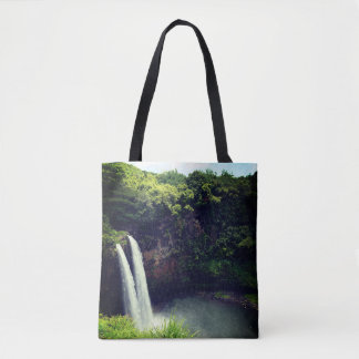 O bolsa da cachoeira 1 de Havaí