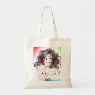 O bolsa da caricatura de Teresa