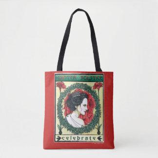 O bolsa da compra do feriado do solstício de