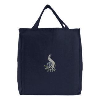 O bolsa da fantasia do pavão