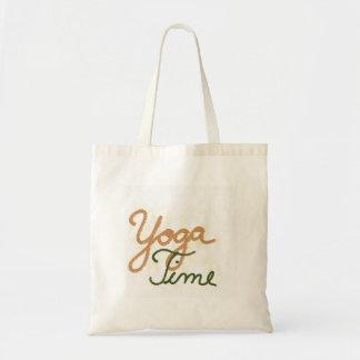 O bolsa da ioga