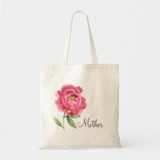 O bolsa da peônia do presente do dia das mães