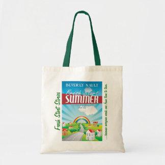 O bolsa das canvas do verão do novo começo - orçam