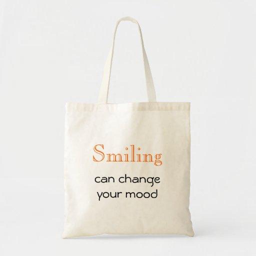 O bolsa das citações - sorriso