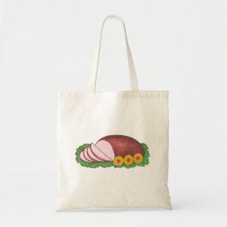 O bolsa de Foodie do comensal de Natal do presunto