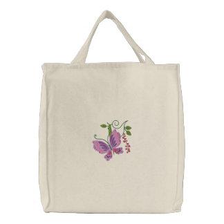 O bolsa do amor da borboleta