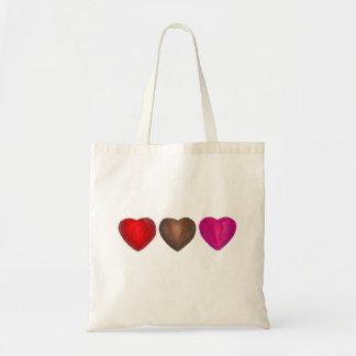 O bolsa do amor do dia dos namorados dos corações