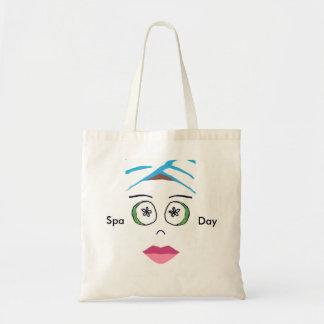 O bolsa do dia dos termas
