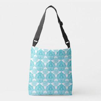 O bolsa do impressão de bloco - projetado com