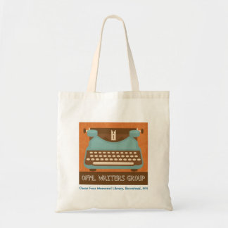 O bolsa do livro do grupo dos escritores de OFML