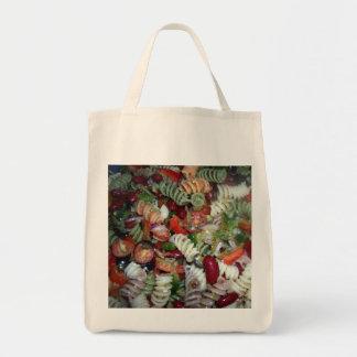 O bolsa do mantimento da salada de massa do feijão