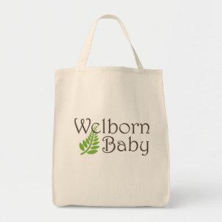 O bolsa do mantimento do bebê de Welborn